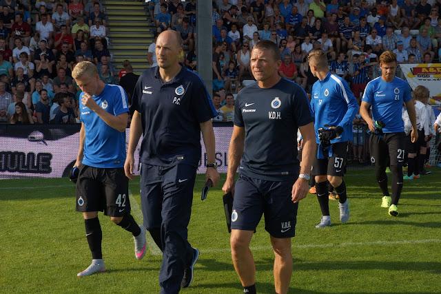 hulptrainers Club Brugge