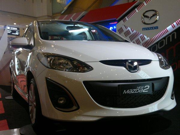 Mazda M Days