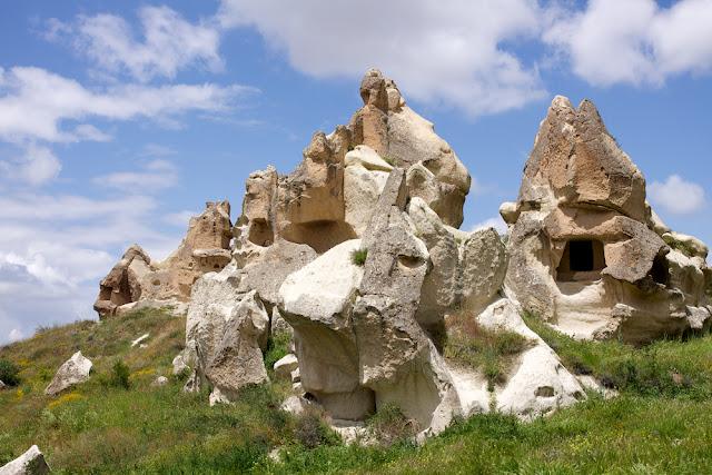 Cappadocian homes