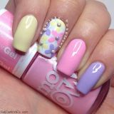 most beautiful spring nail art ideas 2016