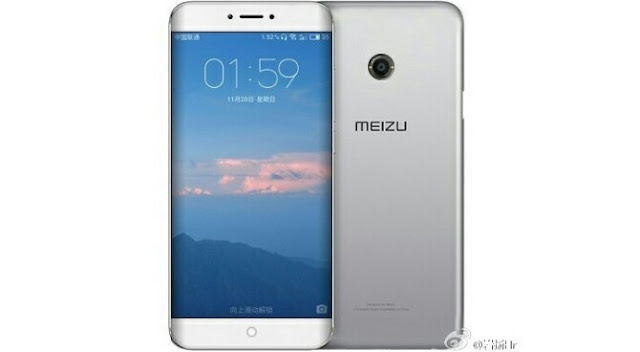 Leaked -  Photos Of The Meizu Pro 7 Smartphone 1