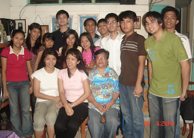 January 20: Sheena Chloe Tacalan's Residence (Mandaluyong City)