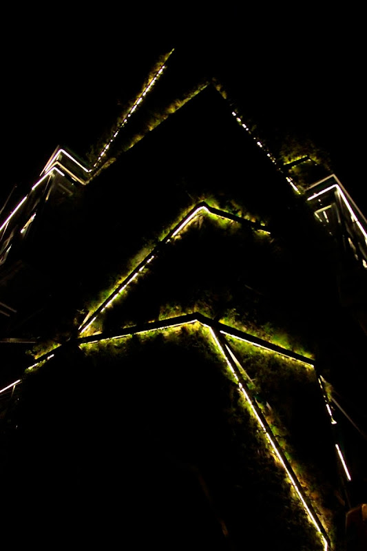 Nocturno iluminación