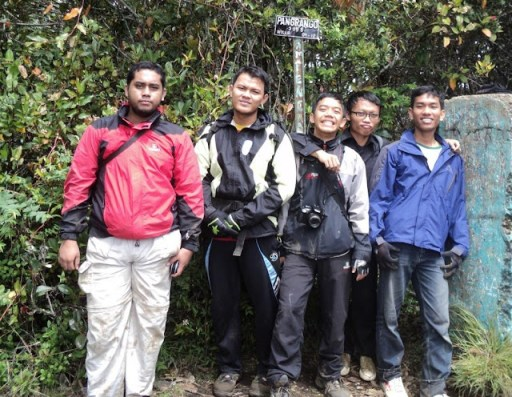 Summit Attack Gunung Pangrango