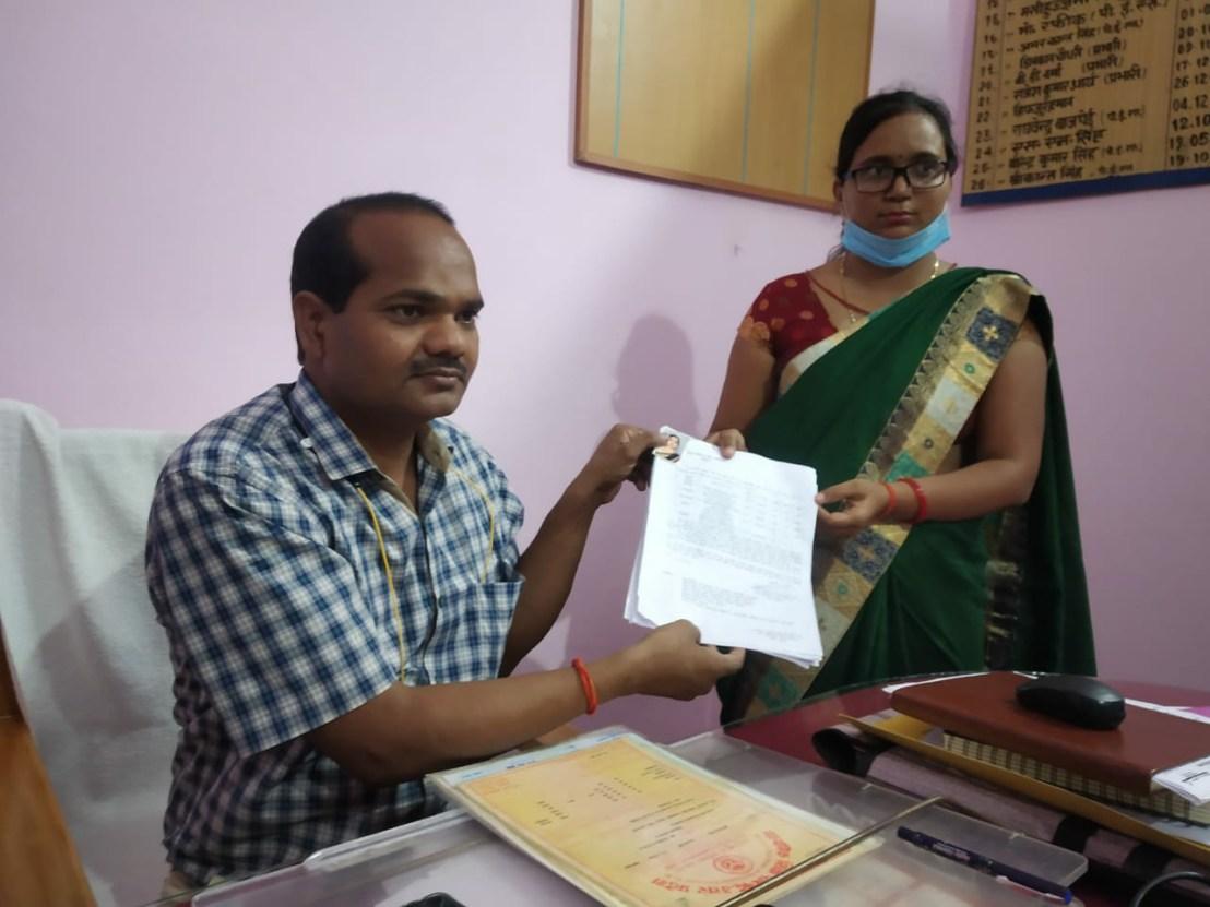 असली अनामिका शुक्ला गोंडा में, कोई नौकरी नहीं करनेे का किया दावा, शपथ पत्र देकर लगाया शैक्षिक अभिलेखों के दुरूपयोग का आरोप