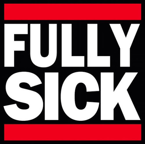 Fully sick podcast logo