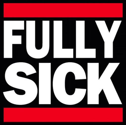 Fully sick podcast logo