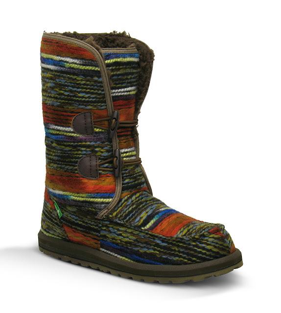 #SANUK 推出 HORIZON 女靴:不只溫暖妳的秋冬還更輕便有型! 1
