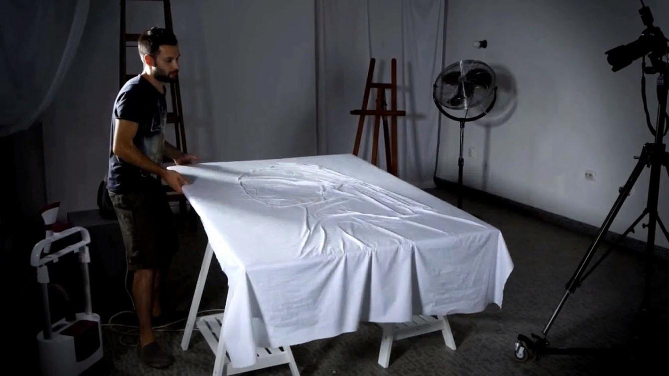 *The Art of Ironing:燙衣藝術畫 4