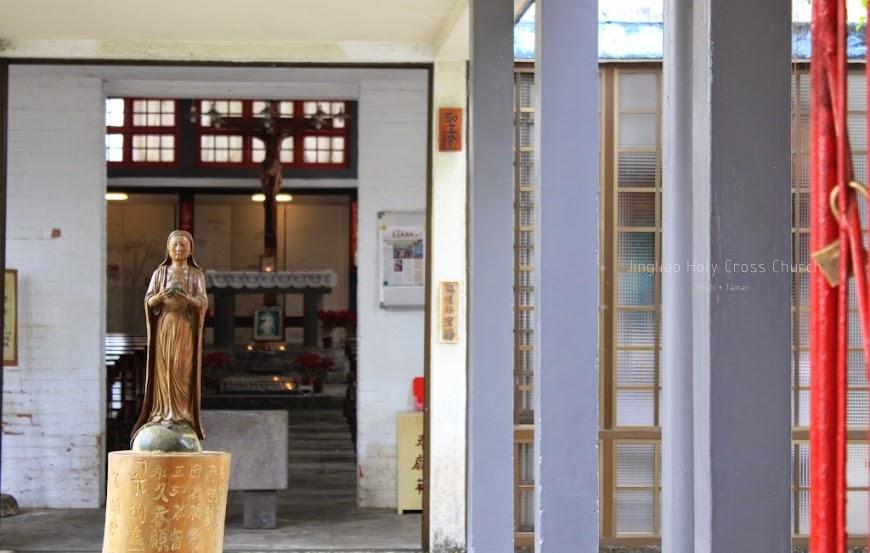 台南菁寮聖十字架天主堂-3