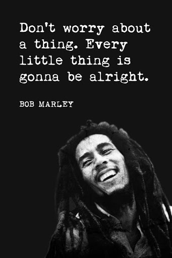 bob marley quotes about love he's not perfect