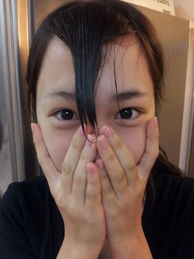 川栄李奈(りっちゃん)すっぴん画像その1