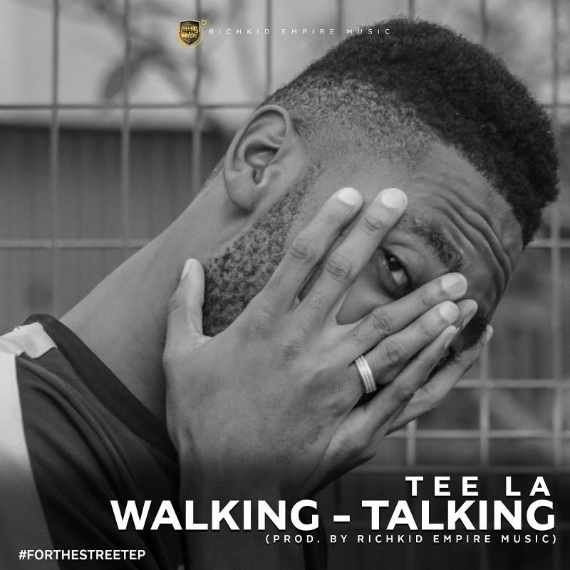 Tee LA - Walking Talking
