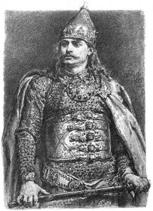 князь Болеслав