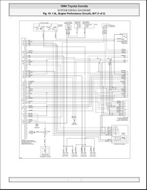 DDMP Automotriz: Diagrama 4AFE 1994