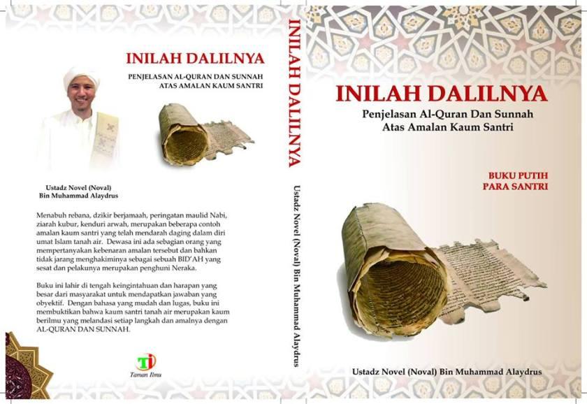 Buku Inilah Dalilnya, Penjelasan Al-Quran dan Sunnah Atas Amalan Kaum Santri