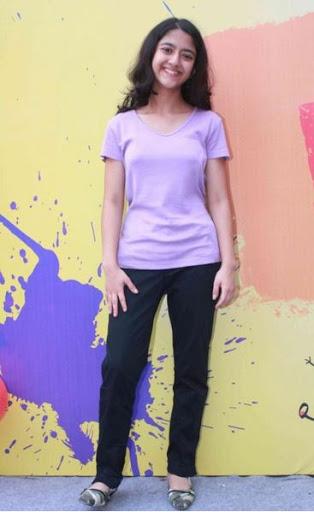 Shriya Sharma Height