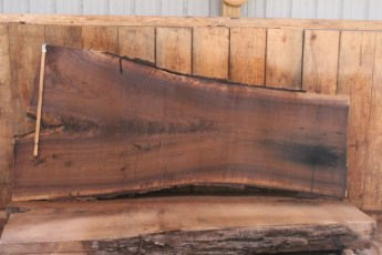 "516 Walnut -3 10/4  x  49"" x  33"" Wide x 8' Long"