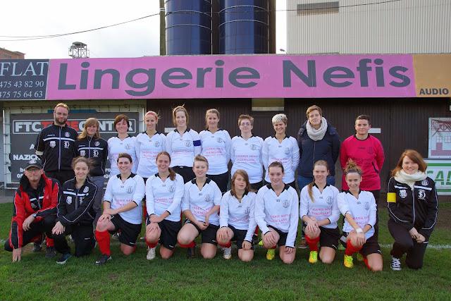 Club Roeselare dames, seizoen 2014-2015