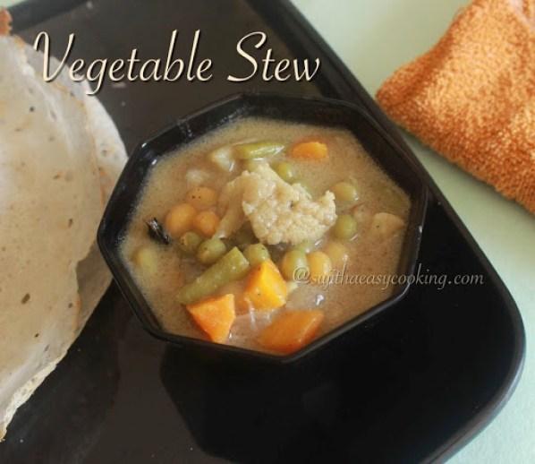 Vegetable Stew1