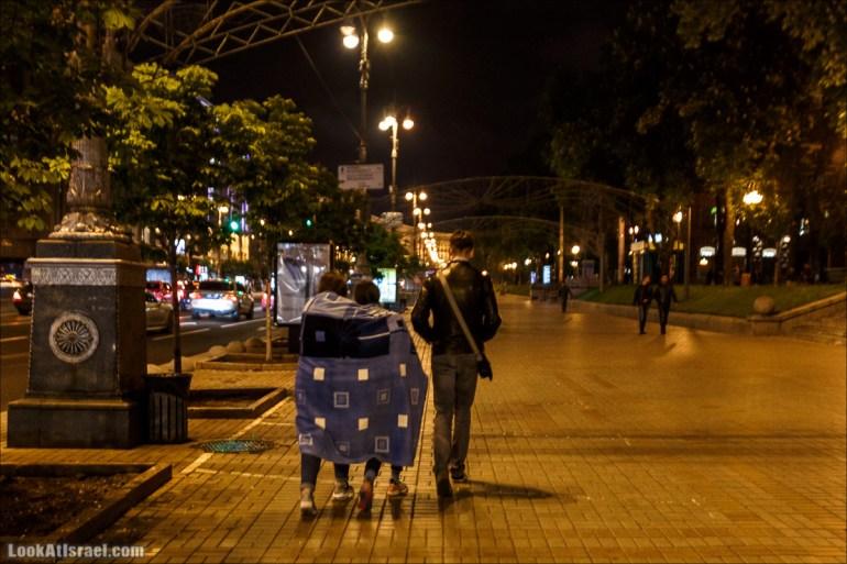 Ночная жизнь украинской столицы   Nighty Kiev   LookAtIsrael.com Путешествует по Украине