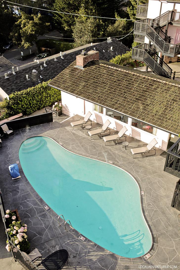 Hofsas House Hotel Carmel CA Lodging.
