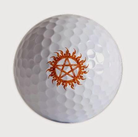 Golf Tattoos