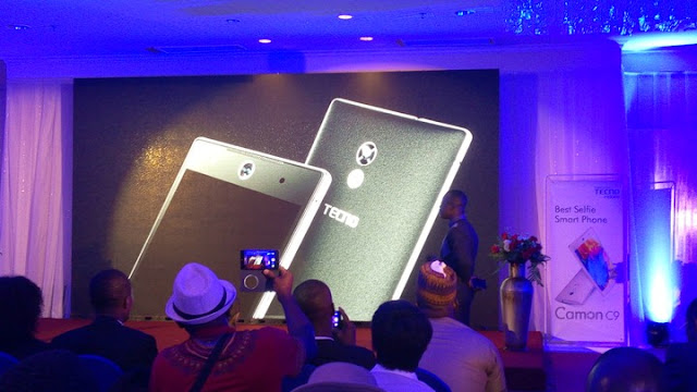 Exclusive Photos From Tecno Camon C9 Launch Event 9