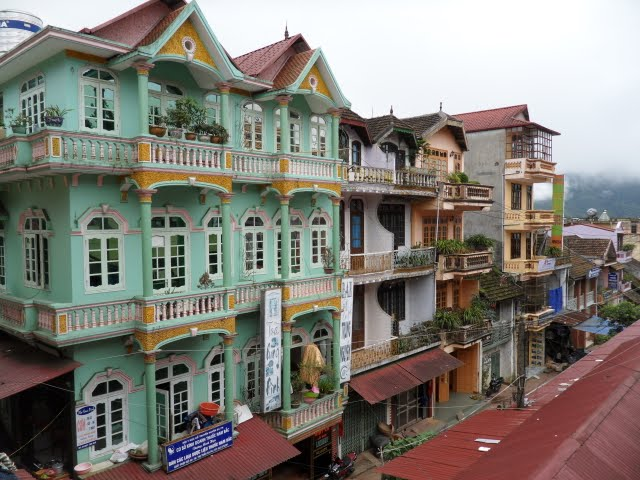 D Phan Si Road Sapa Vietnam, what to do in sapa, things to know before you go Sapa