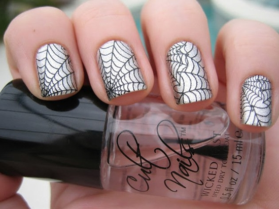 Nail art ideas for halloween 2017 reny styles nails can be taken affliction for halloween parties as well todays column is all about nails there are acceptable account for you to get inspired prinsesfo Choice Image