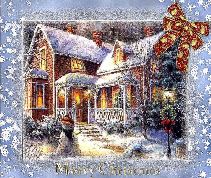 christmas wallpaper and screensavers animated best free hd - Christmas Screensavers Animated