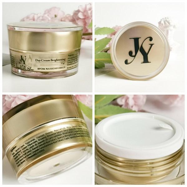 Jayanti Glow Day Cream Brightening