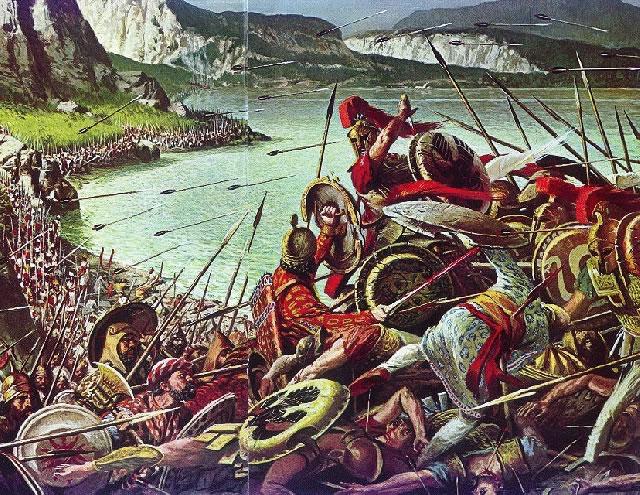 царь Леонид и его легион