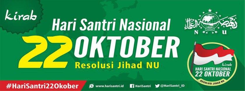 Hari Santri Nasional - 22 Oktober
