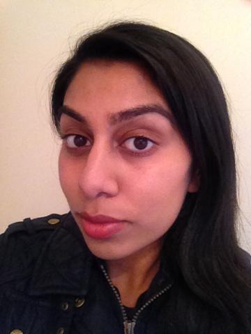 No makeup makeup on Asian skin