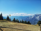 Blick ins Gailtal nach Kärnten