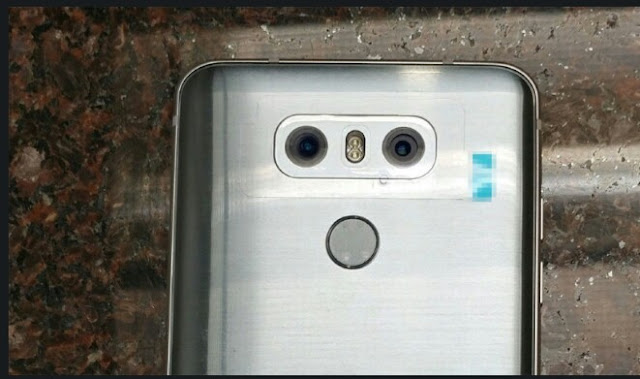 Leaked - See Images Of The New LG G6 1