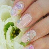 wedding nail art design Ideas 2016