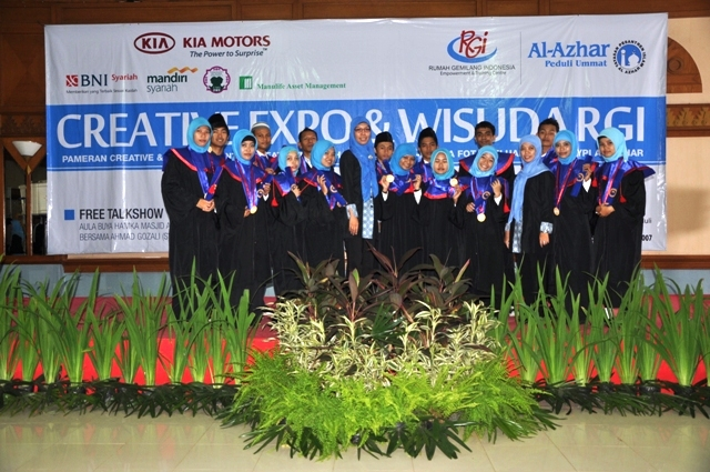 Wisuda dan Kreatif Expo angkatan ke 6 - DSC_0281.JPG