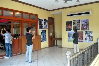Luyong Restaurant Lobby