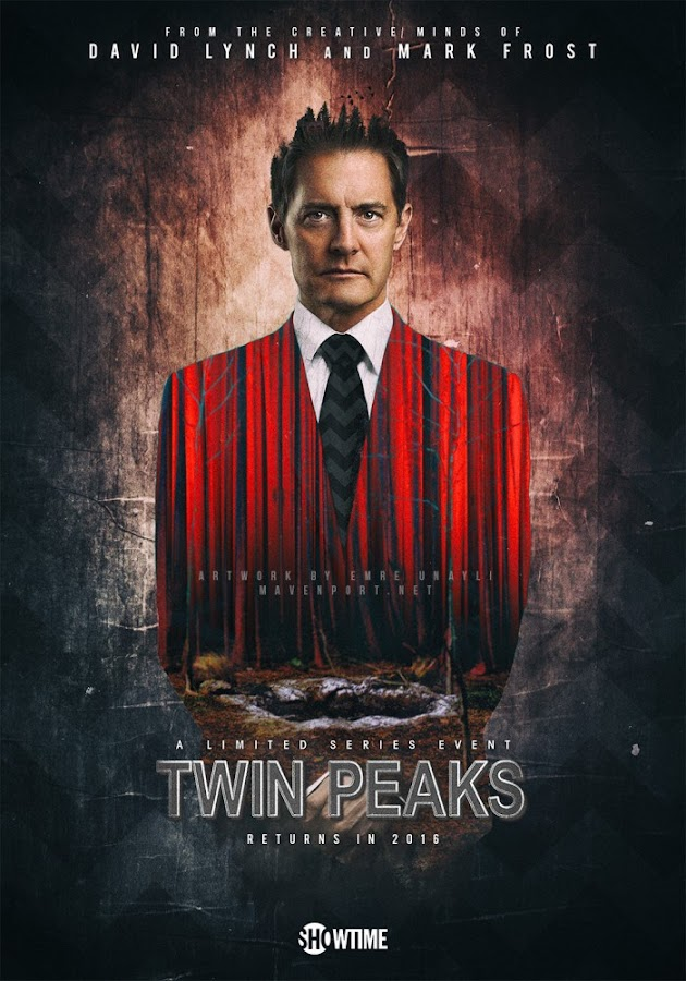 David Lynch divulga teaser da nova temporada de TWIN PEAKS