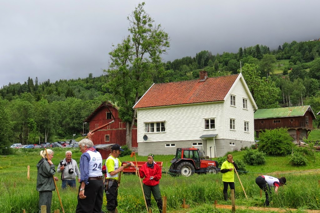 Kosidba u Norveskoj- Turisticka organizacija opštine Ljig218