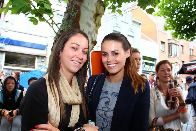 Axelle Van Keirsbulck & Larissa De Castro