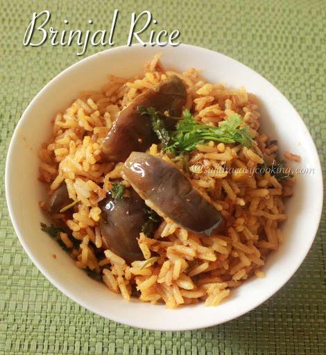 Brinjal Rice2
