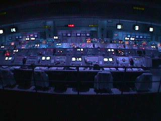 4080Mockup of Houston Control Centre