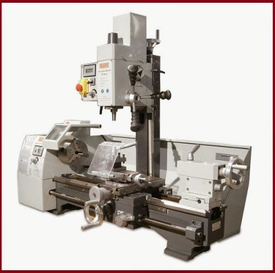 lathe milling machine