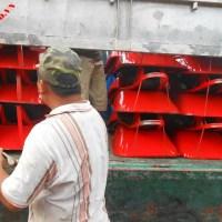 Xe rùa sắt V, xe rùa ống tuýp sắp được chuyển giao đi Long An
