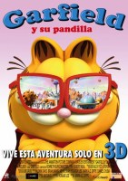 Póster: Garfield y su pandilla (2009)