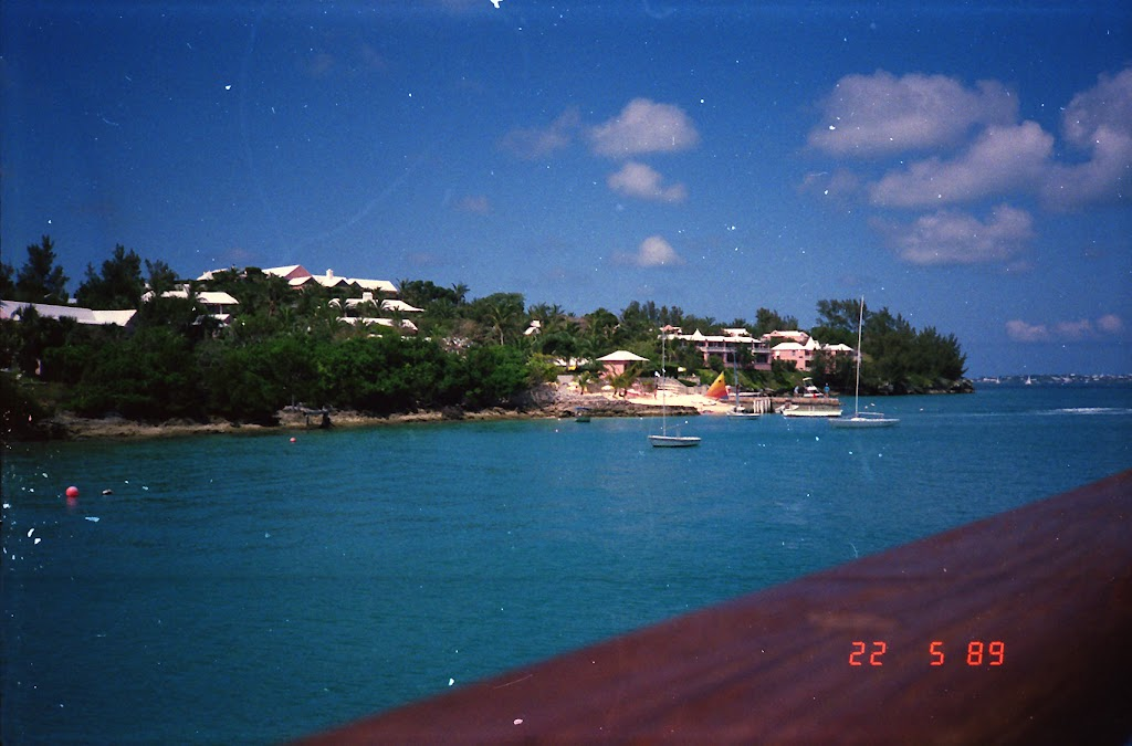 0790Bermuda Harbour