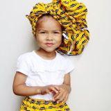 African Fashion Wear For Kids 2016
